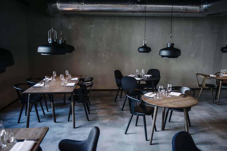 Oslo, Norge 16.04.2015: Kontrast, restaurant, gryte, gryteguiden. Foto: Fartein Rudjord
