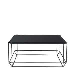 Jewel_kavos staliukas_juodas stiklinis stalvirsis